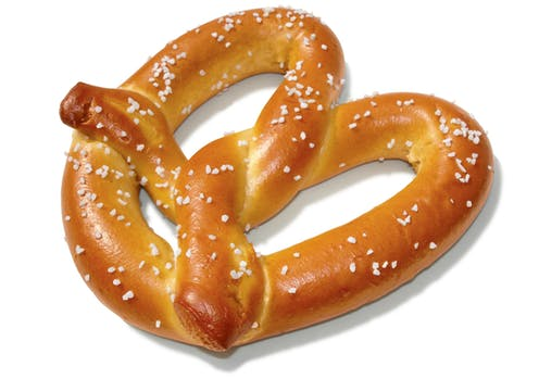 How the pretzel went from soft to hard.