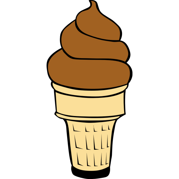 Fast Food, Desserts, Ice Cream Cones, Soft Serve.