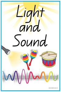 Soft Sounds Clipart.