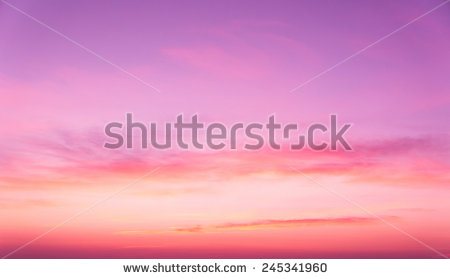 Pink Sunset Stock Photos, Royalty.