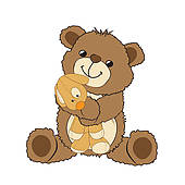 Soft Toy Clipart.