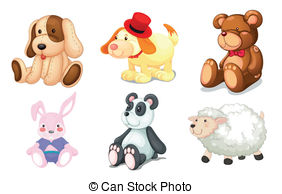 Soft toys Vector Clipart Royalty Free. 3,698 Soft toys clip art.