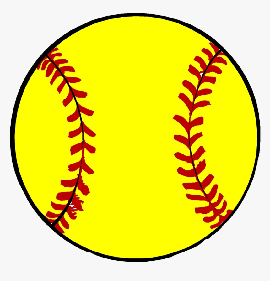 Softball Free Cliparts Clip Art Transparent Png.