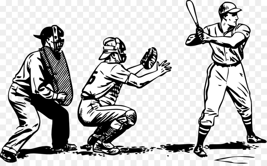 Softball Background clipart.