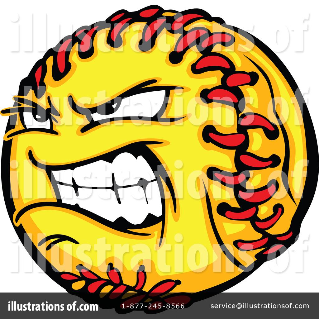 Softball Clipart #1263226.