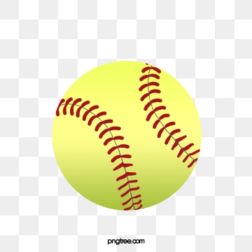 Softball Clipart Png, Vector, PSD, and Clipart With.