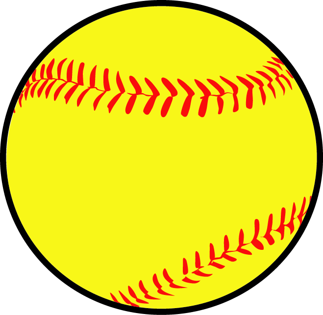 Clip art Softball Scalable Vector Graphics Baseball Portable.