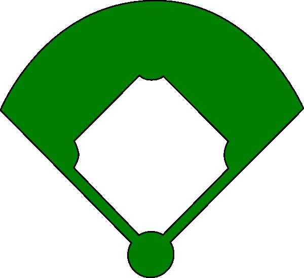 Baseball Field Clip Art at Clker.com.