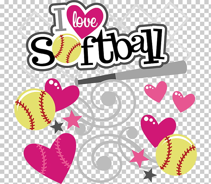 Fastpitch softball Baseball Scalable Graphics , Love.