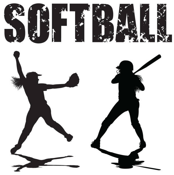 Softball Batter Clipart (98+ images in Collection) Page 1.