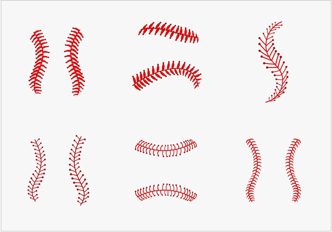 Softball laces clipart 6 » Clipart Portal.