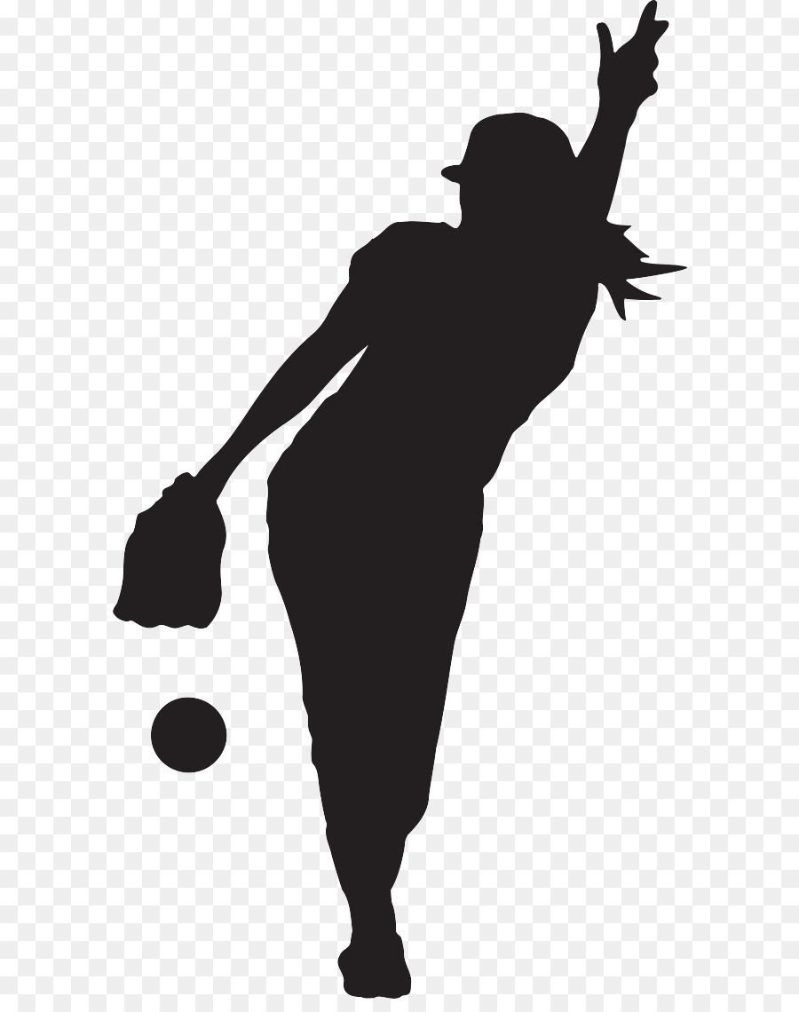Softball: Pitching Pitcher Fastpitch softball Clip art.