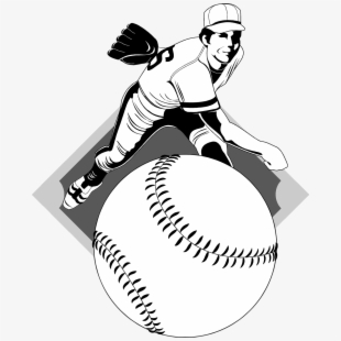Clipart Library Stock Softball Pitcher Clipart.