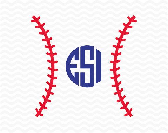 Baseball svg files, Softball svg files, SVG, DXF, EPS, for use.