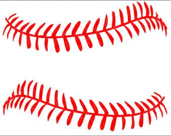 Softball Stitches Clipart (92+ images in Collection) Page 3.