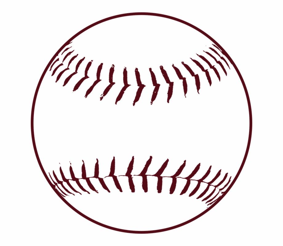 Baseball Stitches Softball Ball Leather Sport.