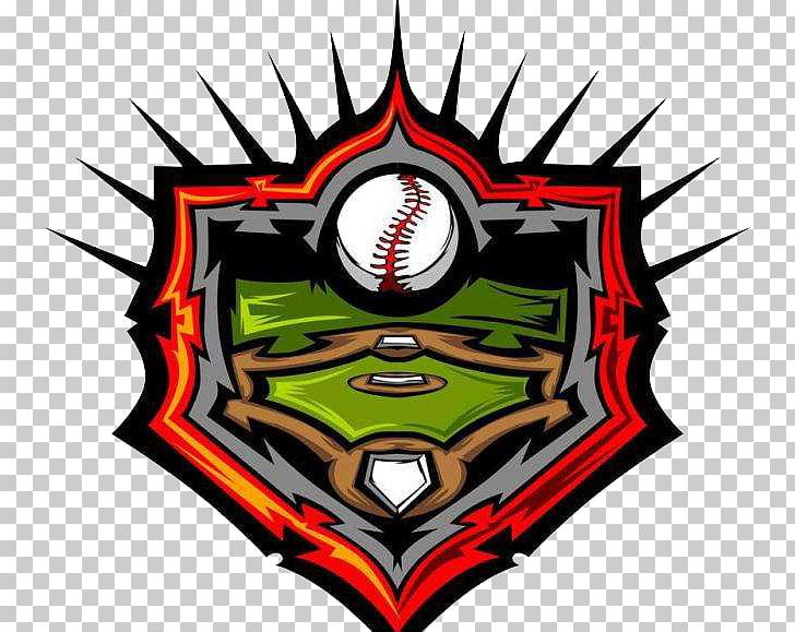 Baseball field Softball , Golf logo PNG clipart.