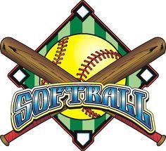 Softball on clip art sports and softball pics.