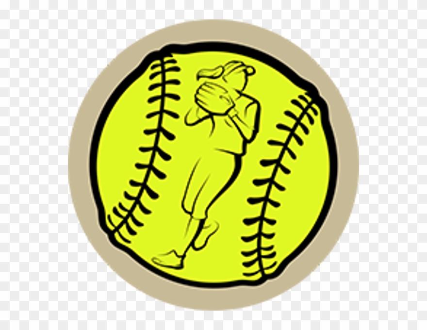 Softball Vector Clipart (#1815006).