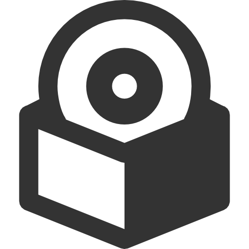 software Glyph Icon.
