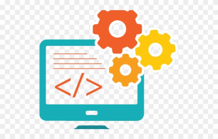 Software Development Clipart Practical.