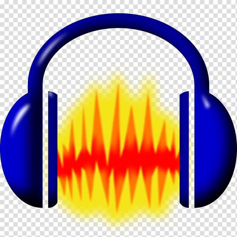 Digital audio Audacity Audio editing software Logo, Icon.