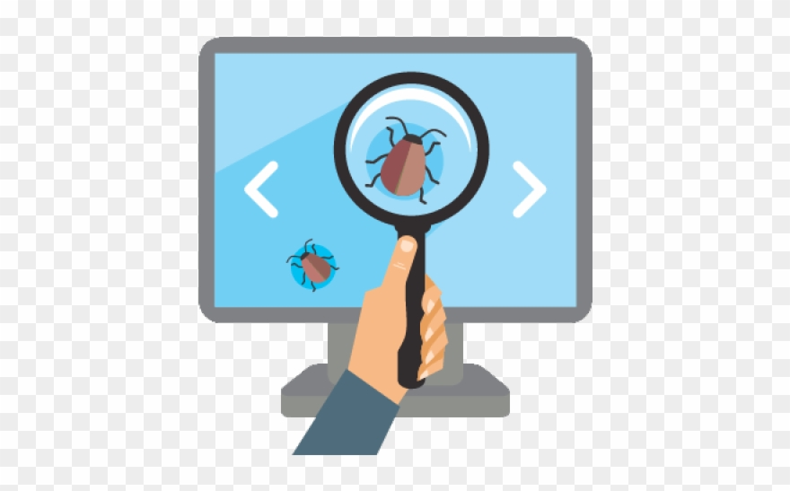 Software Clipart Software Tester.