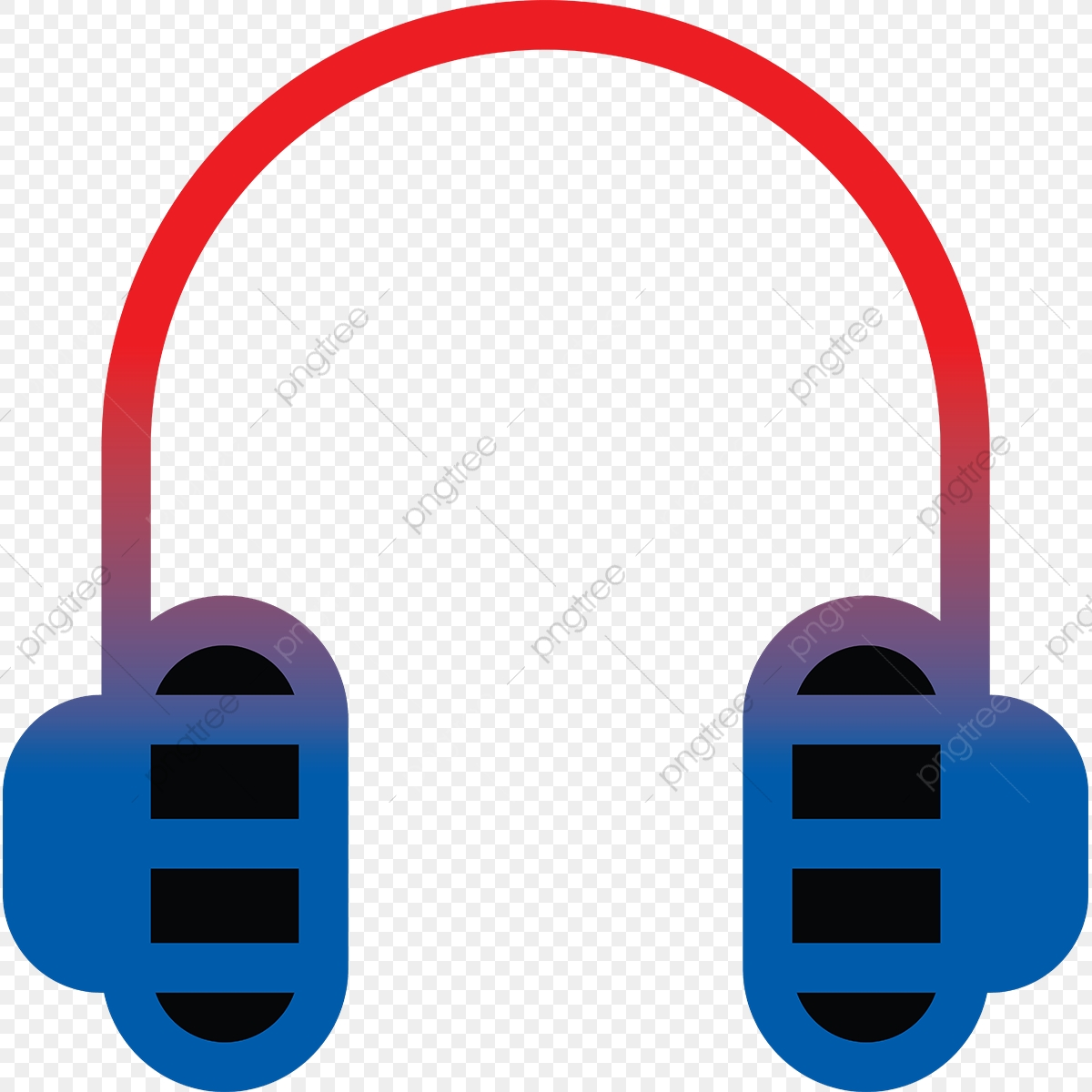 Headset Vector, Headset, Microphone, Songs PNG and Vector.