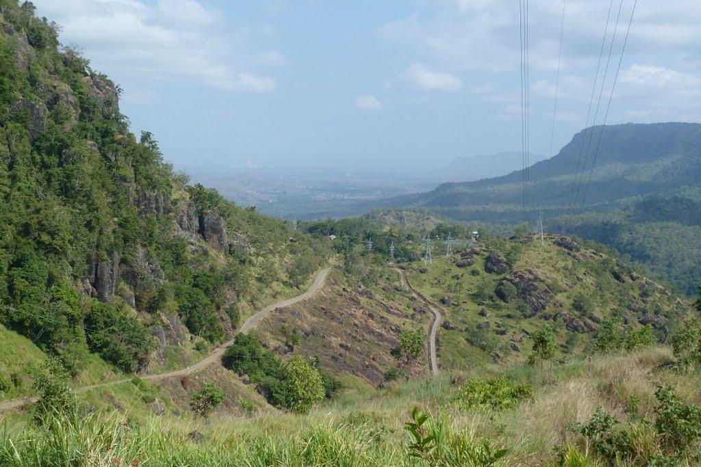 Before Rouni Falls, before Sogeri.