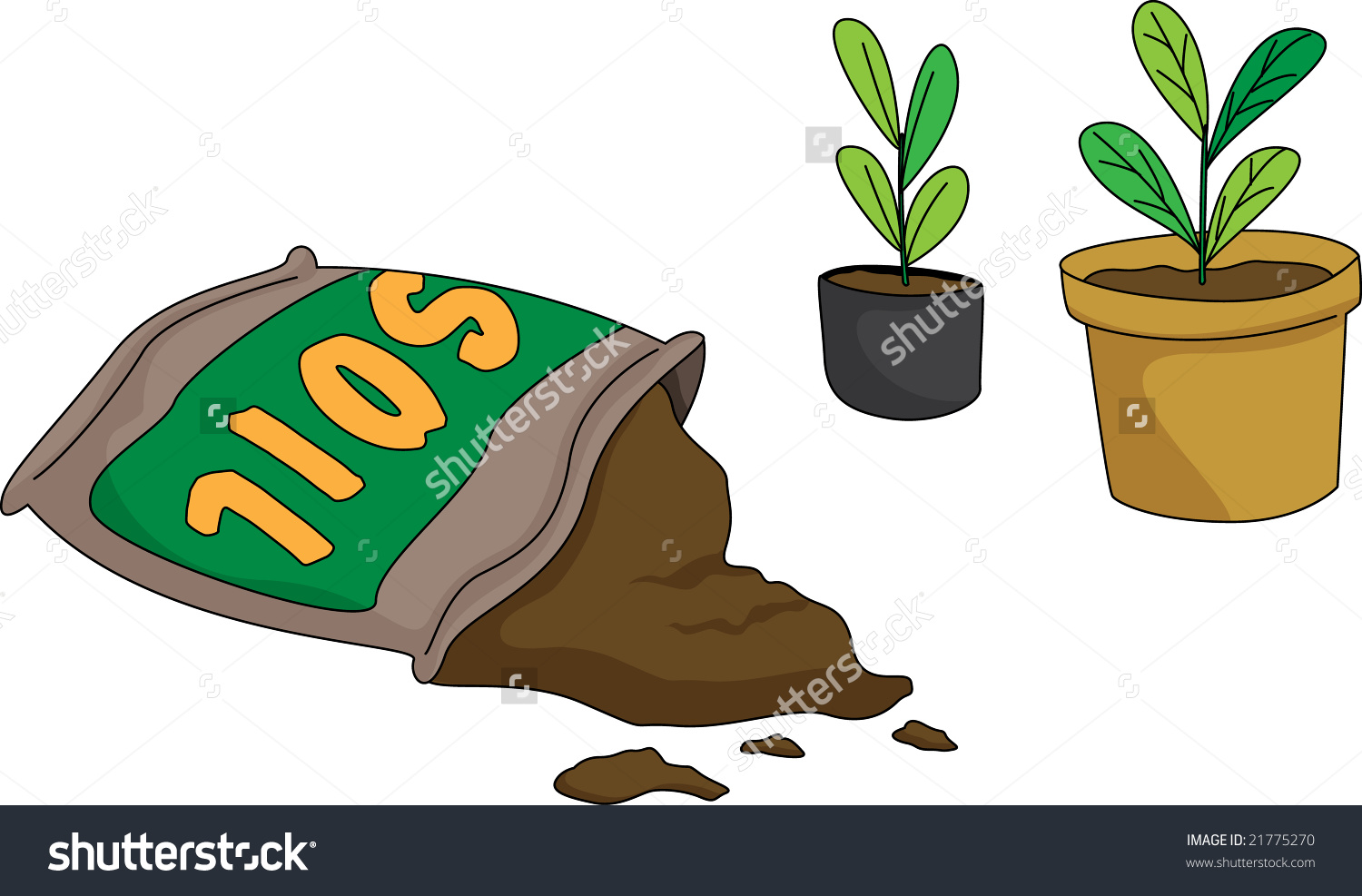 soil layers clipart no watermarks clipground