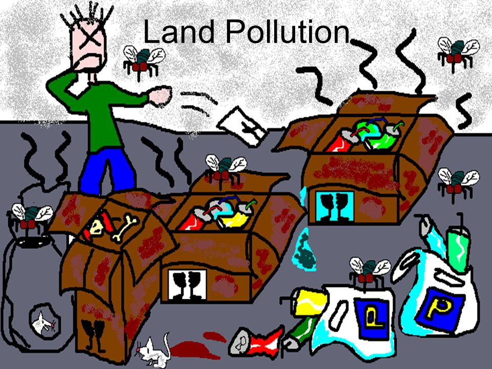 Land pollution clipart 7 » Clipart Station.