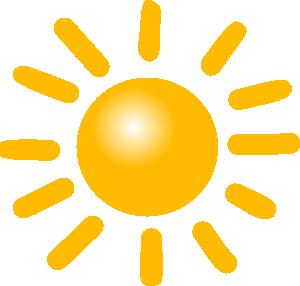 Weather Sunny Clip Art at Clker.com.