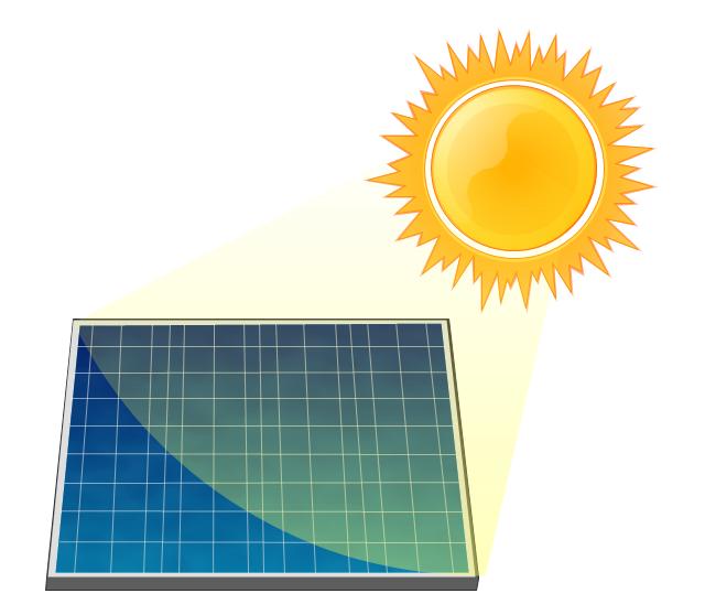 Solar Field Clipart Clipground