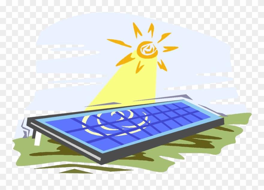 Solar Energy Clip Art.