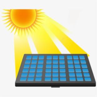 Energy Clipart Solar Cell.