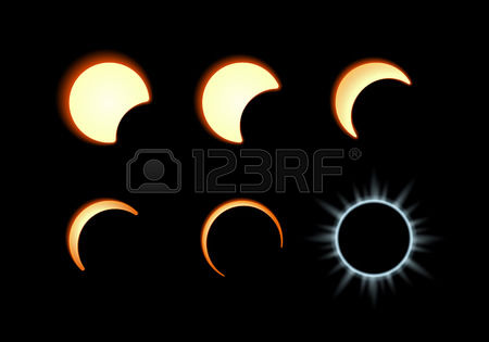 Sun Eclipse Stock Illustrations, Cliparts And Royalty Free Sun.