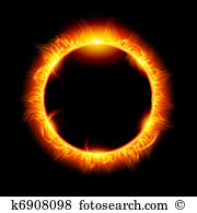 Solar eclipse Clipart Illustrations. 461 solar eclipse clip art.