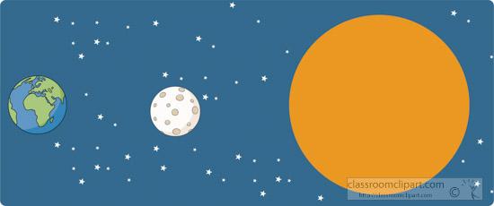 33 Solar Eclipse free clipart.