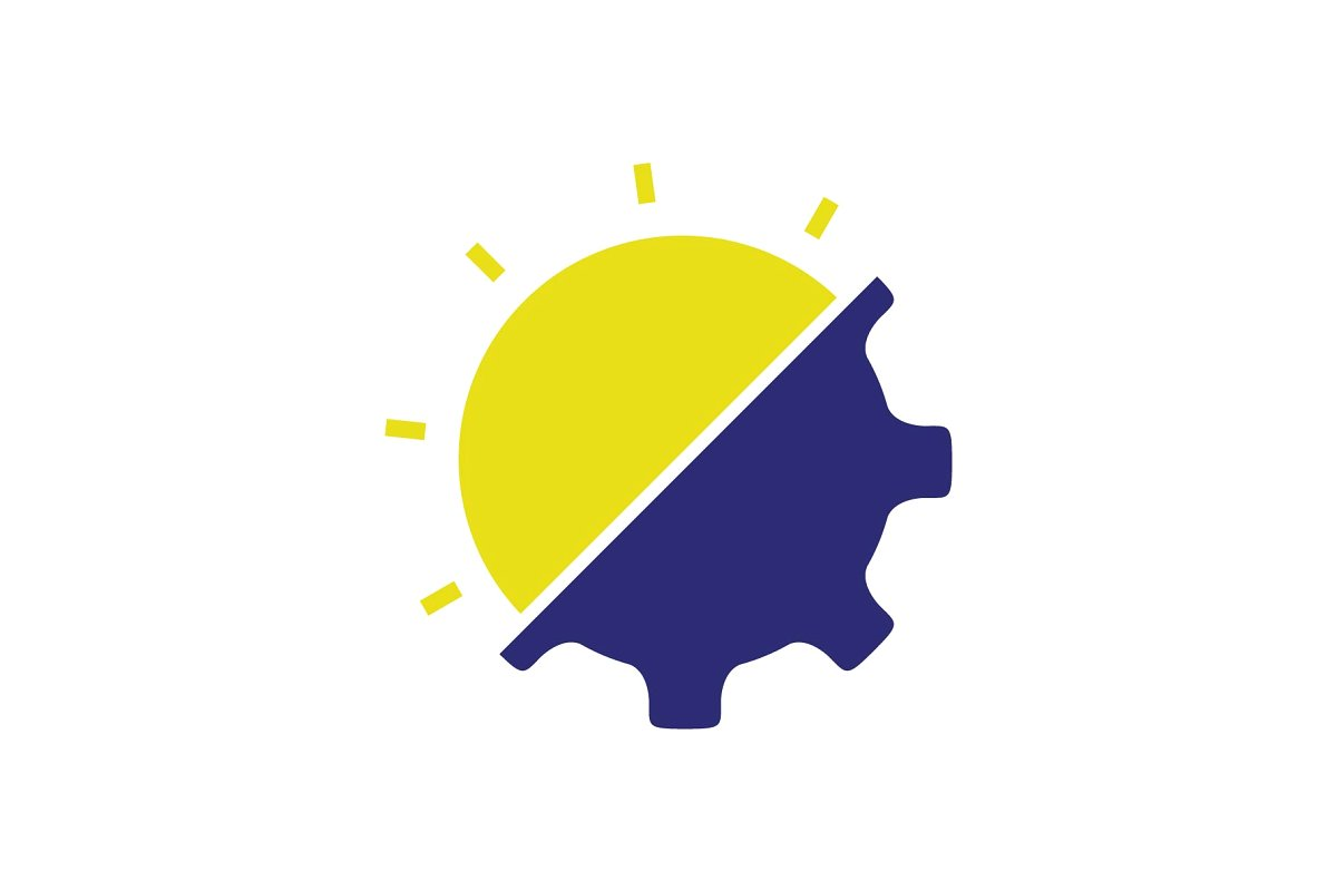solar energy logo.