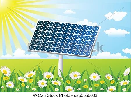 Showing post & media for Cartoon solar energy plant.
