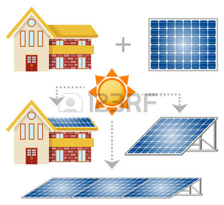 14,548 Solar Panel Cliparts, Stock Vector And Royalty Free Solar.