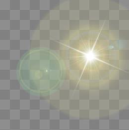 Lens Flare PNG Images.