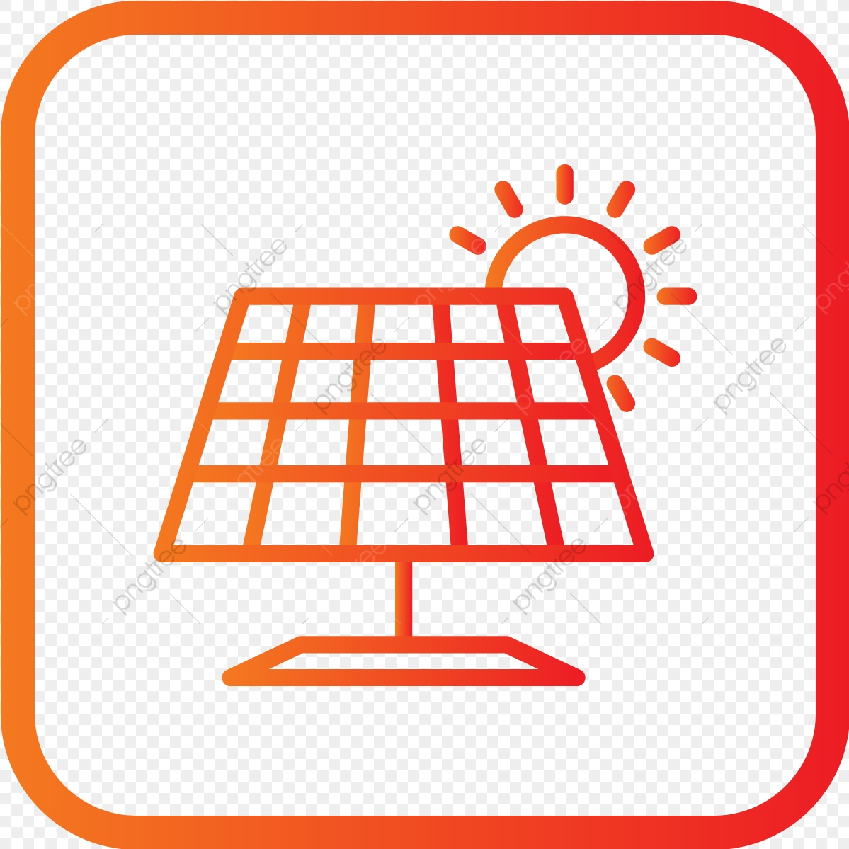 Vector Solar Panel Icon, Solar Panel, Solar Energy, Solar.