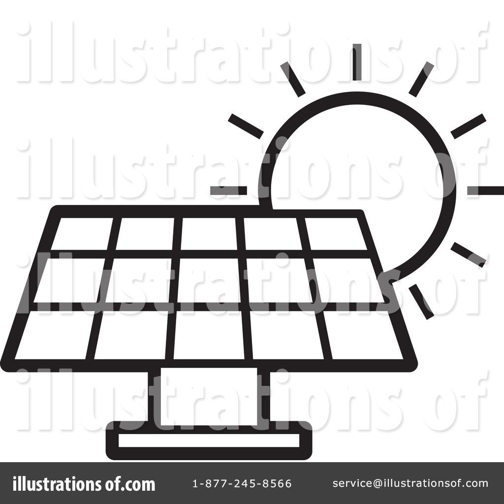Solar Panel Clipart #1231642.