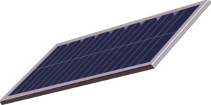 Solar Panel Clip Art at Clker.com.