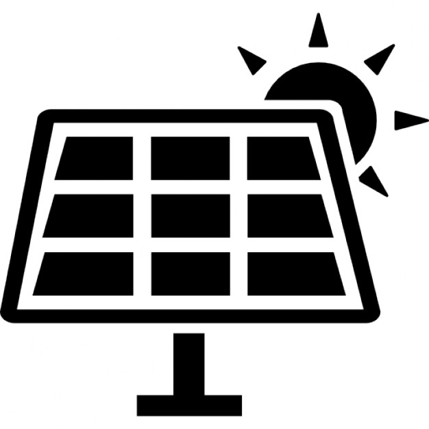Showing post & media for Solar panel symbol.