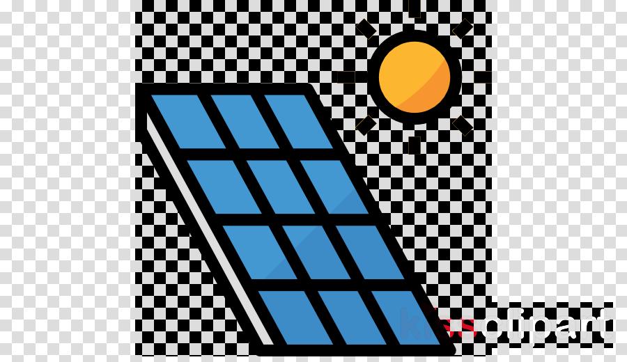 Solar Panel Clipart Renewable Energy.