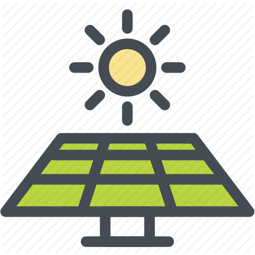 Icon Solar Power at GetDrawings.com.