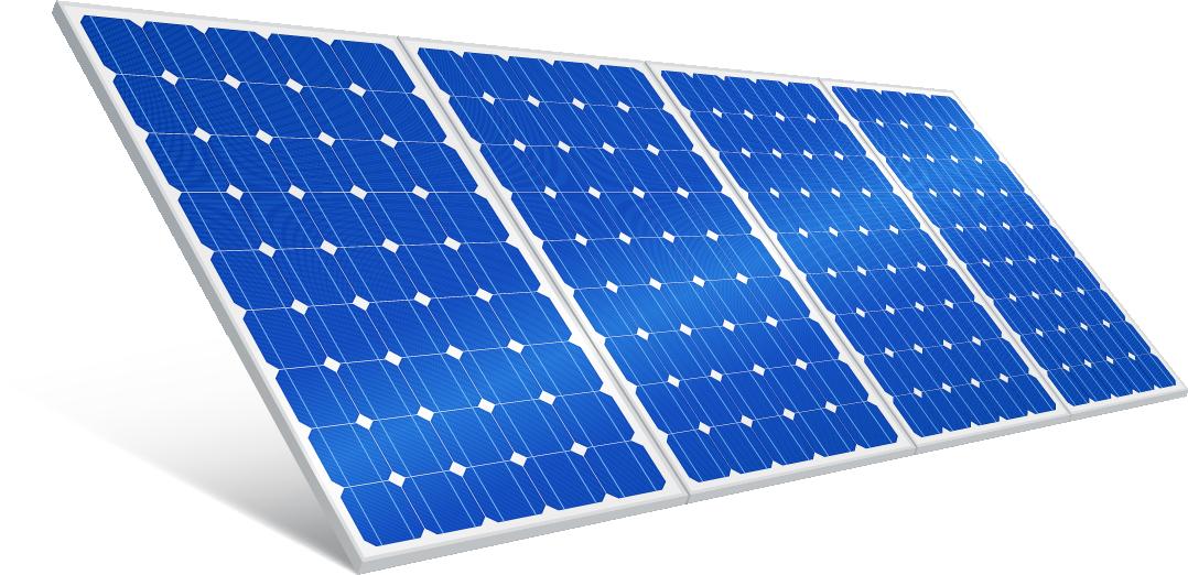 Solar Panel PNG Transparent Images.