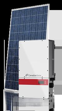Canadian Solar.